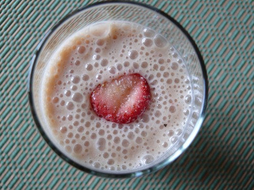 Strawberry Shake Top